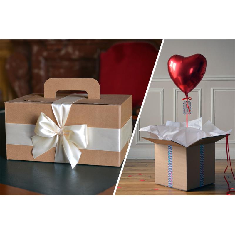 faire livrer un cadeau de mariage colis surprise. Black Bedroom Furniture Sets. Home Design Ideas