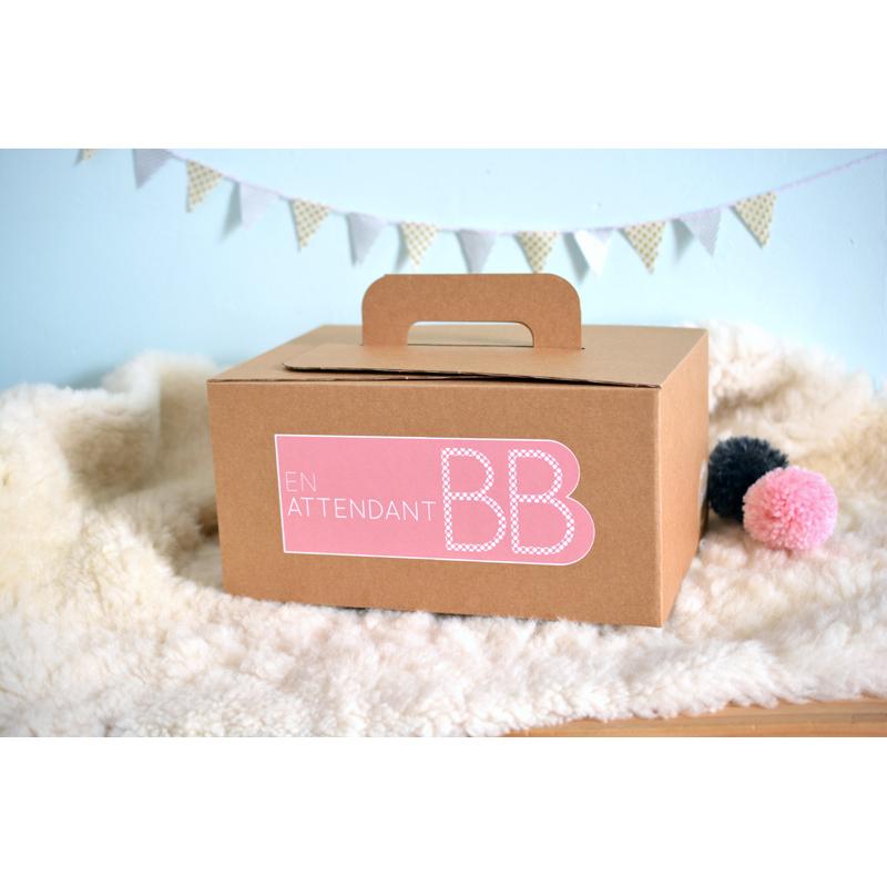 cadeau femme enceinte coffret cadeau coffret maternit. Black Bedroom Furniture Sets. Home Design Ideas
