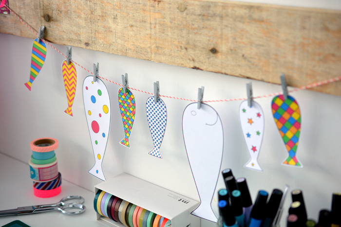 DIY - Poisson d'Avril - The PopCase