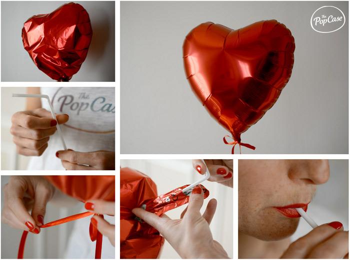 Astuce pour regonfler un ballon cadeau popcase sans l - Gonfler ballon sans helium ...