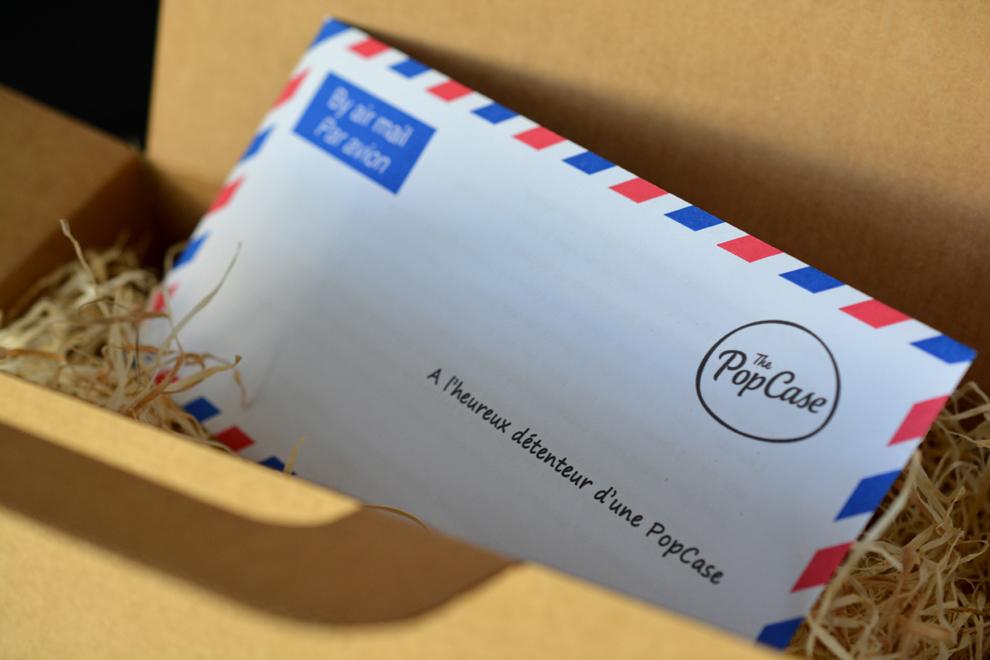 The PopCase - Enveloppe