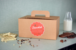 Coffret surprise Chocolat Show