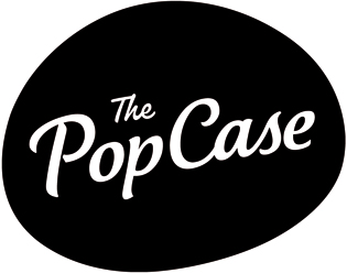 Logo Noir - The PopCase