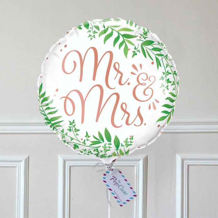 Ballon Cadeau Mariage - The PopCase