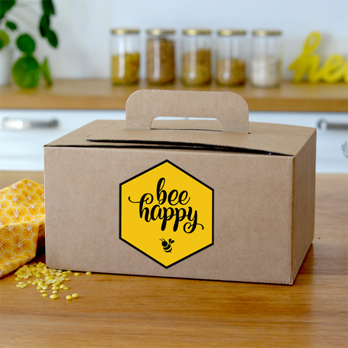 Coffret Cadeau - Bee Happy