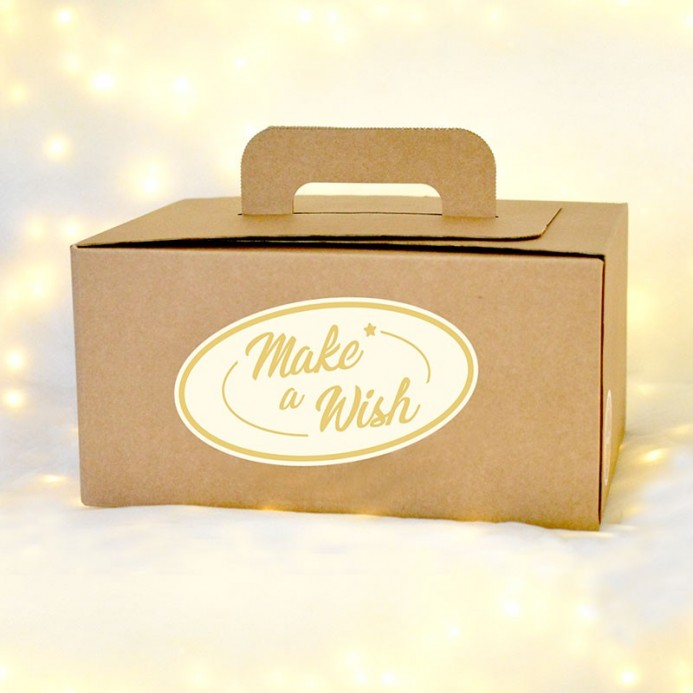 Coffret cadeau - Make a wish - The PopCase