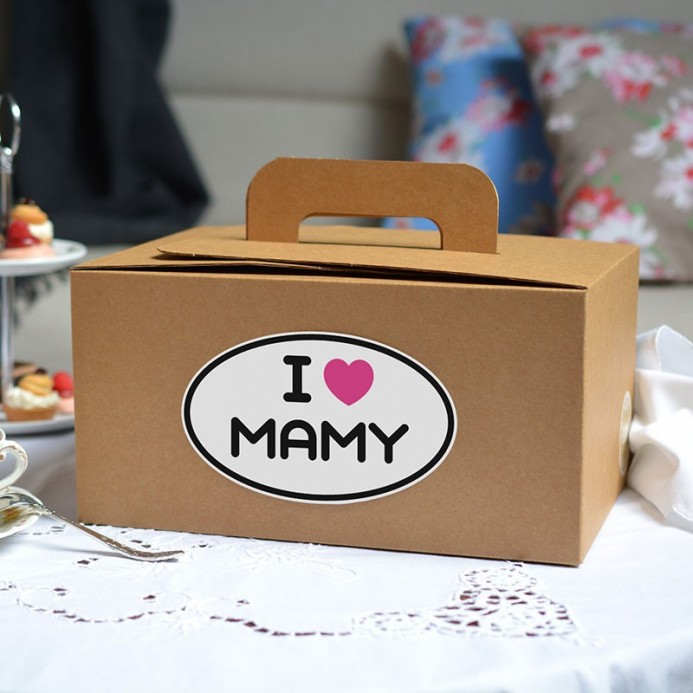 Coffret I love Mamy