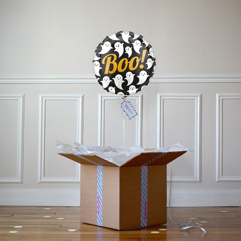 Ballon Cadeau Fantôme - The PopCase
