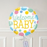 Ballon Cadeau Welcome Baby - GP - The PopCase