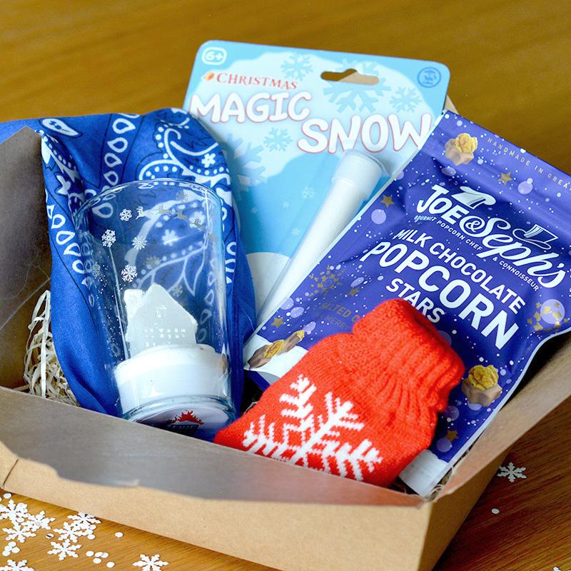 Box Surprise - Let it snow - Unboxing