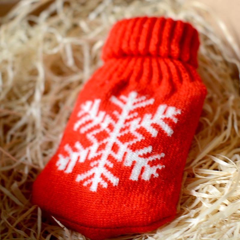 Box Surprise - Let it snow - Bouillote