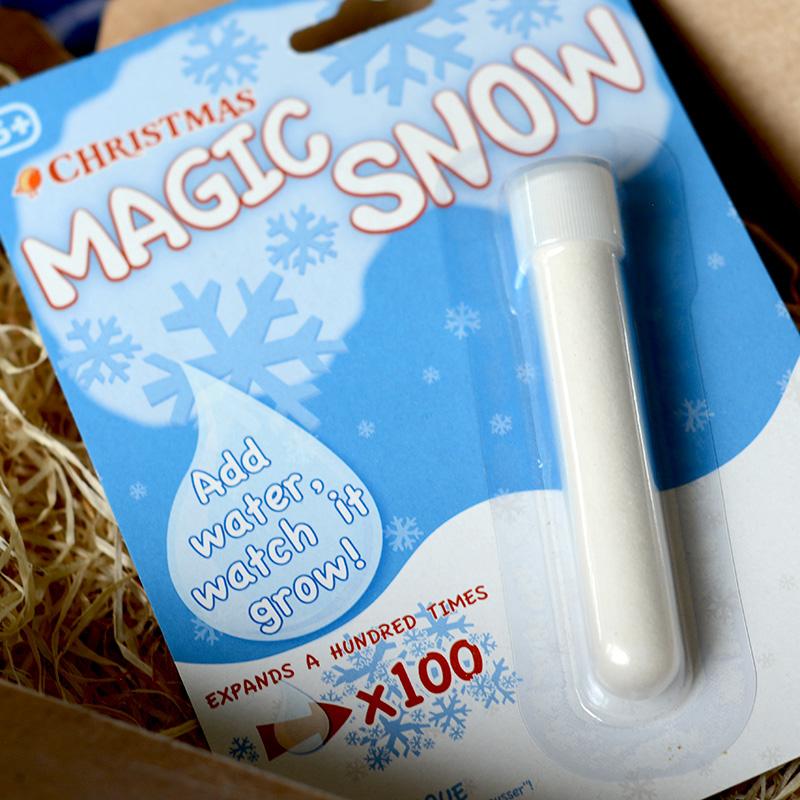 Box Surprise - Let it snow - Neige Magique