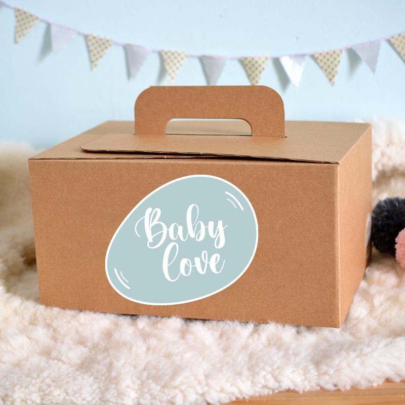 Coffret Cadeau - Baby Love - Unboxing