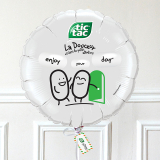 Ballon TicTac - Enjoy Your Day