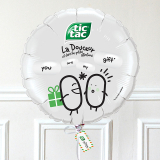 Ballon Tic Tac - You Are My Gift
