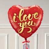 Ballon Cadeau I Love You - GP - The PopCase