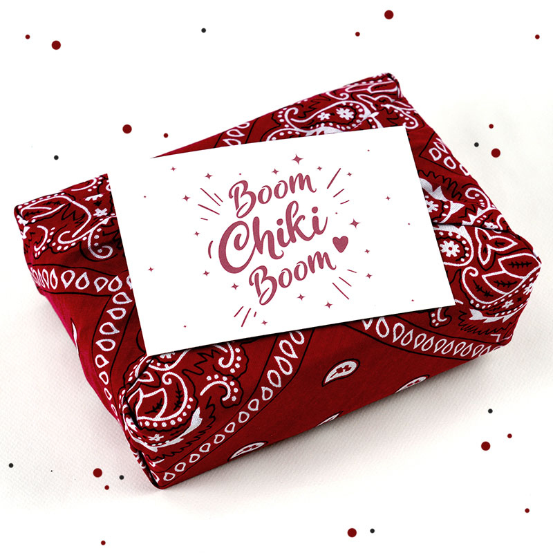 Box Surprise - Boom Chiki Boom - The PopCase
