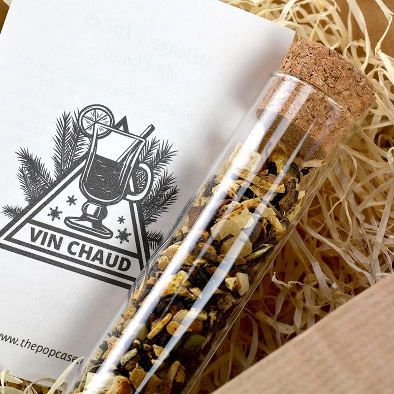 Box Surprise - Etoile des Neiges - Vin Chaud