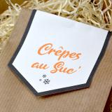 Box Surprise - Etoile des Neiges - Crêpe au sucre