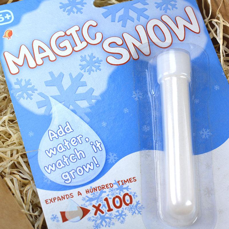 Box Surprise - Etoile des Neiges - Neige Magique