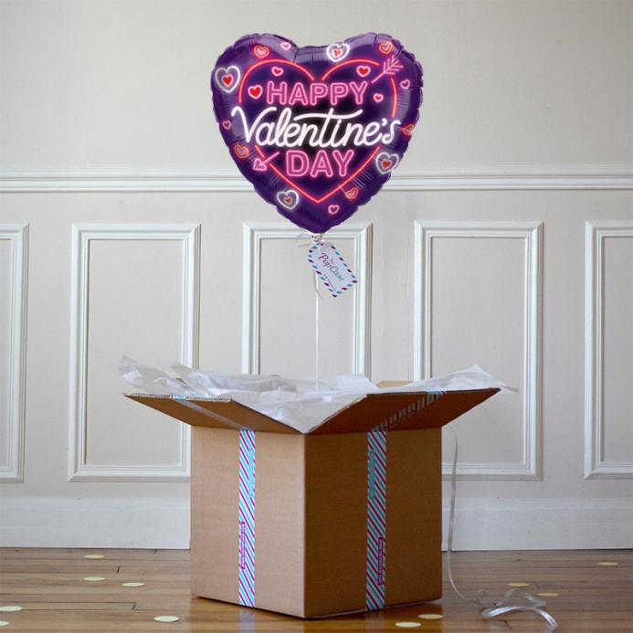 Ballon Saint Valentin - The PopCase