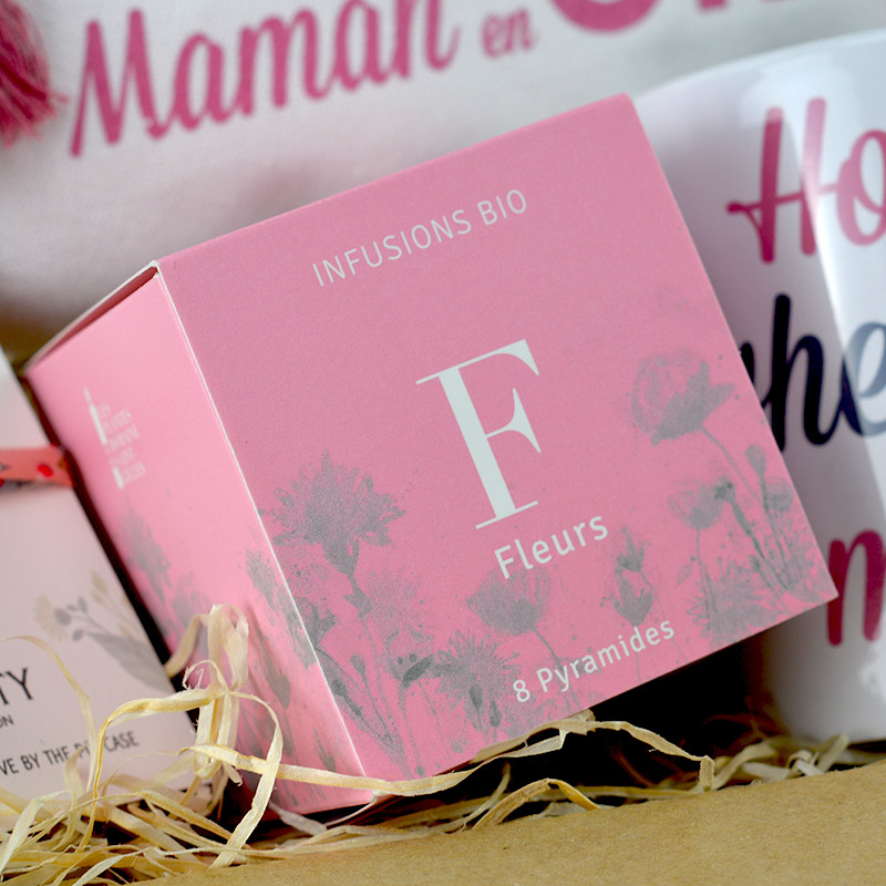 Coffret Cadeau - Maman je t'aime - Infusions
