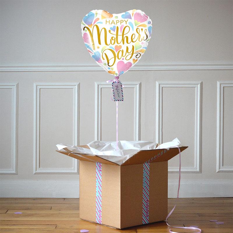 Ballon Cadeau - Fête Des Mères pastel - The PopCase