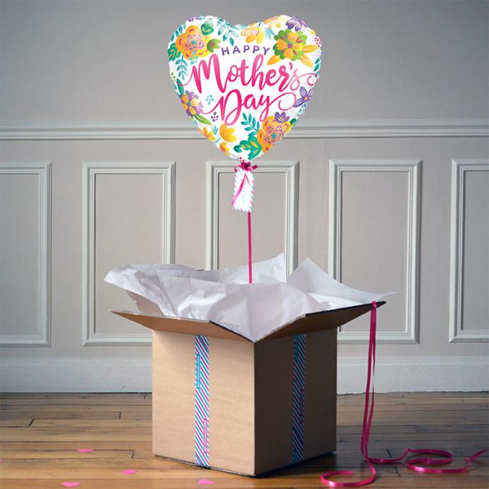 Ballon Cadeau - Fête Des Mères - The PopCase