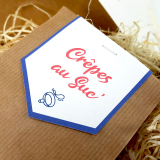 Box Surprise - Enjoy Your Day - Crêpe