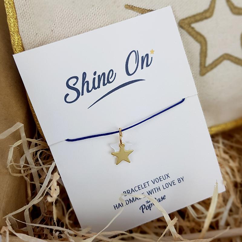 Coffret cadeau - Make a wish - Bracelet