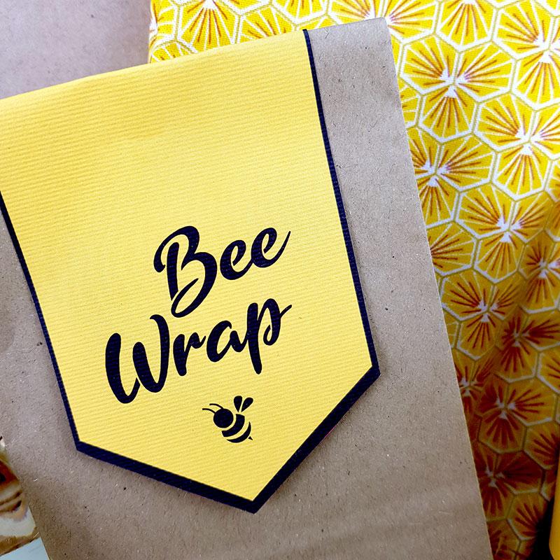 Coffret Cadeau - Kit Bee Wrap