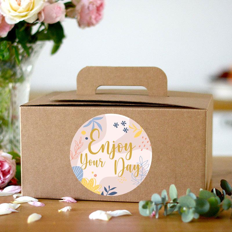 Coffret cadeau - Enjoy Your Day - The PopCase