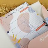 Coffret cadeau - Enjoy Your Day - Carnet - The PopCase