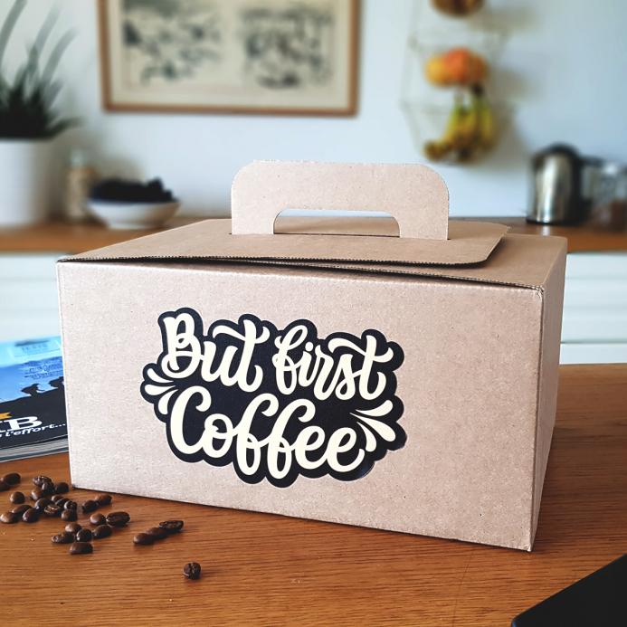 Coffret Cadeau Café - The PopCase