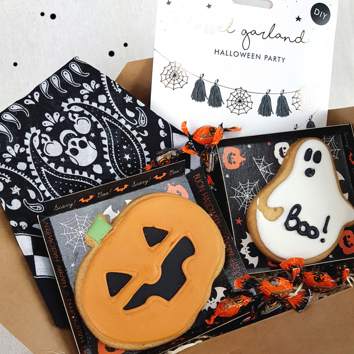 Box Surprise Halloween - The PopCase