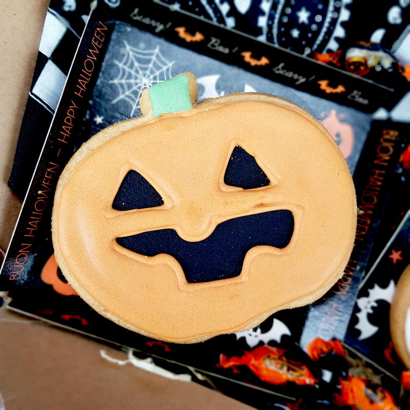 Box Surprise Halloween - citrouille - The PopCase