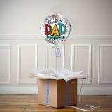 Ballon Cadeau Merci Papa - The PopCase