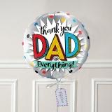 Ballon Cadeau Merci Papa - GP - The PopCase