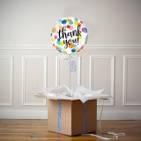 Ballon Cadeau Merci - The PopCase
