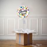 Ballon Cadeau - Merci