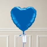 Ballon Cadeau - Coeur bleu - The PopCase