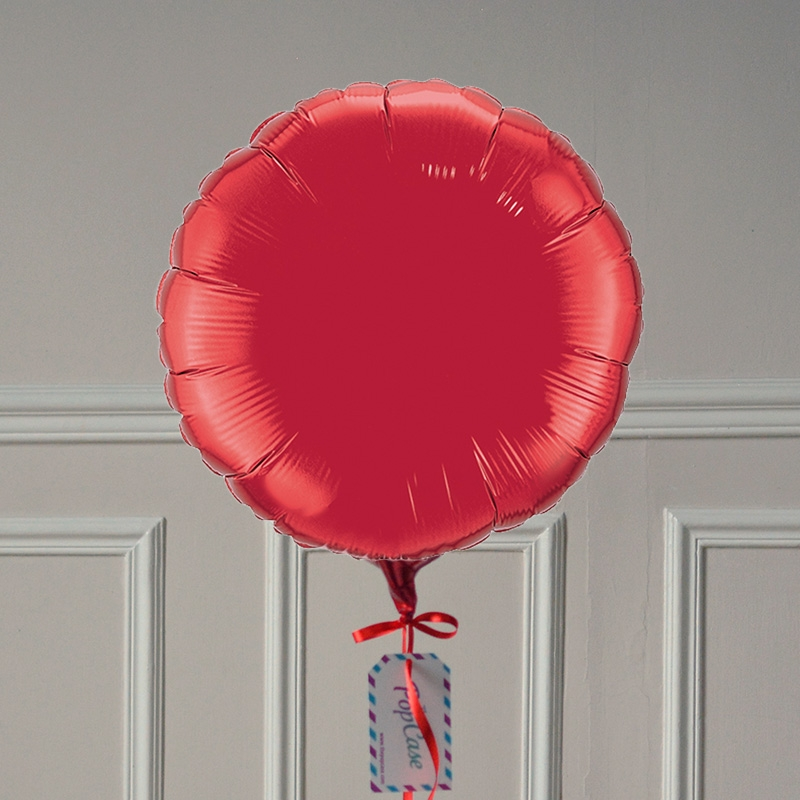 Ballon Cadeau Rouge - GP - ThePopCase