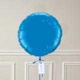 Ballon Cadeau Rond Bleu - GP - ThePopCase
