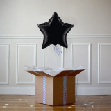 Ballon Cadeau - Etoile Noire