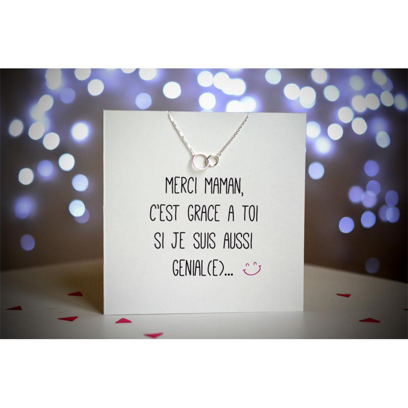 Combo Carte Maman + Ballon Coeur Rose