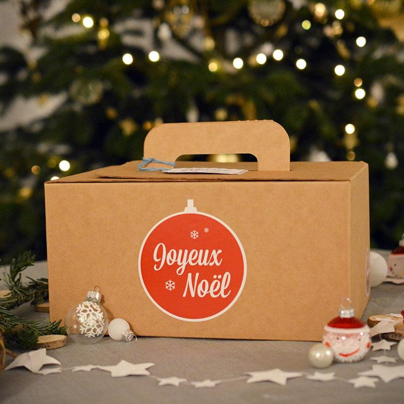 Coffret Cadeau Joyeux Noël