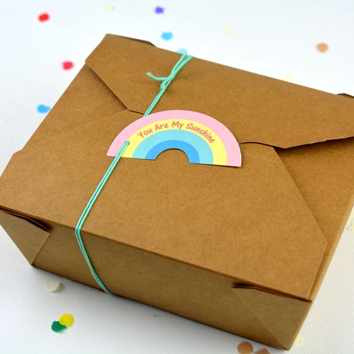 Box Surprise Sunshine