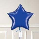 Ballon Cadeau Etoile Bleue Nuit - GP - The PopCase
