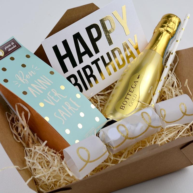 Box - Happy Birthday - Unboxing - The PopCase