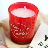 Cadeaux pour les amoureux - bougie